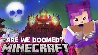 Are We DOOMED?!... Minecraft Oasis Awakening