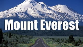 Where is mount everest located in hindi
