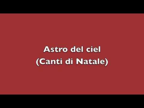 , title : 'Astro del ciel - Canti di Natale'