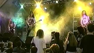 KISS Expo Convention '96 FRACTURED MIRROR Ace Frehley tribute band with Bill Baker
