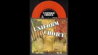Uniform Choice- Non-Forgotten Hero