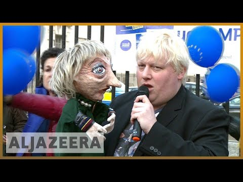 🇬🇧 Anti-Brexit groups continue campaign as May tours UK | Al Jazeera English