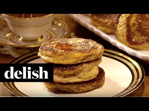 The Queen's Drop Scones | Delish + Town and Country