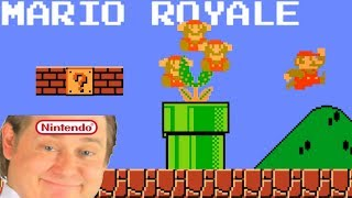 Nintendo Takes Down Mario Royale! Now Replaced With DMCA Royale