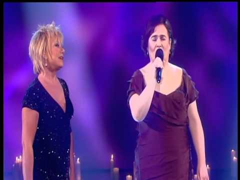 Susan Boyle - Elaine Paige - ITV - I Know Him So Well  - December 2009