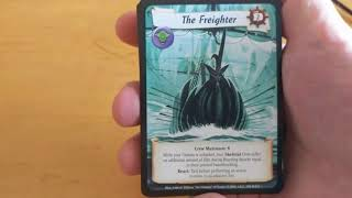 Unboxing Series - Iron Shadow: The Black Freighter Starter
