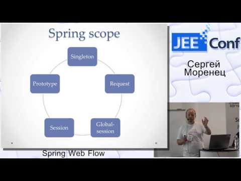 Download Spring Web Flow in Full HD Mp4 3GP Video and MP3