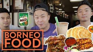 FUNG BROS FOOD: Borneo Kalimantan - Indonesian