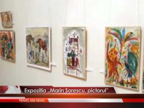 """Expoziţia """"Marin Sorescu, pictorul"""""""