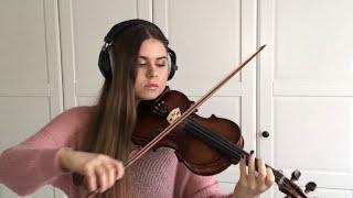 DUSK TILL DAWN  - Zayn Ft. Sia | Violin Cover By Ada Furmaniak