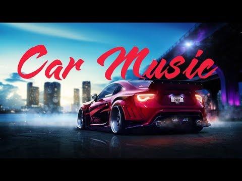 Street Racing in Traffic - Music of Road ( Крутой Музон в Тачку) 2018