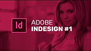 Уроки Adobe InDesign CS5 для начинающих №1 | Leonking