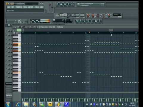 Deadmau5 Chords Jaded Strobe And Some I Made Myself Fruity Loops By