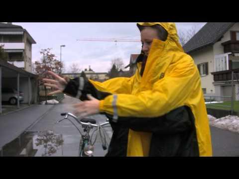 Der perfekte Fahrrad-Poncho