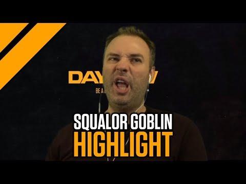 Day9 - Squalor Goblin