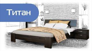 Кровать Титан Арт.: EST-0011