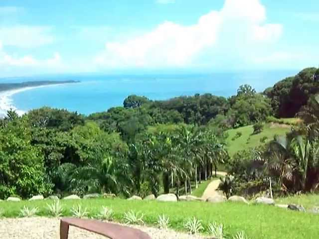The Wonderful Views from The Lattice House Luxury Vacation Villa in Costa Rica