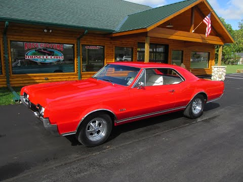 1967 Oldsmobile 442 (CC-1414072) for sale in Goodrich, Michigan
