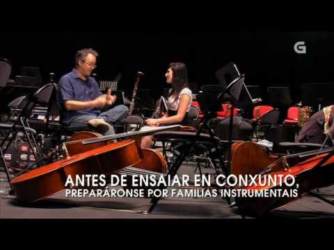 Eduardo Soutullo, David Etheve (Interview TVG -Cultura 10-) 7 agosto 2010