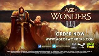 VideoImage1 Age of Wonders III Deluxe Edition