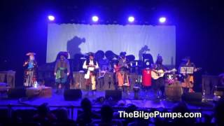 The Bilge Pumps - Rippy the Gator - Live at Pirates on the Prairie VI