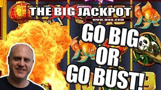 Go BIG or Go Bust! Never Before Seen Slot Play! on BAISHOU FENG XIANG