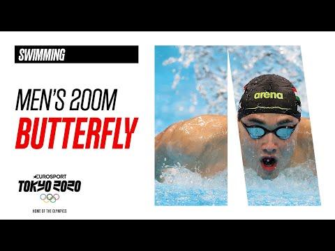 Mens 200m Butterfly Final</a> 2021-07-28