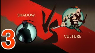 Shadow vs Vulture Tournament Shadow Fight 2 | Nekkhi Games |  Walkthrough Gameplay