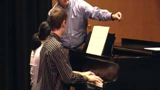 Eric & Angela William Tell Overture Duet at State