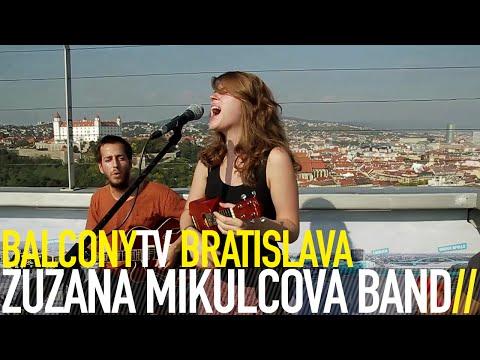 Zuzana Mikulcová - ZUZANA MIKULCOVÁ BAND - SLOVÁ (BalconyTV)