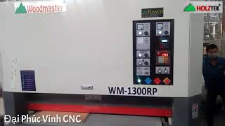 Chà Nhám Thùng 1,3 Mét Tải Nặng Woodmaster | WM-1300RP