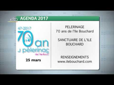 Agenda du 13 mars 2017