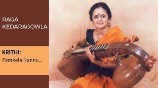 Raga Series: Raga Kedaragowla Veena by Jayalakshmi Sekhar 002