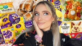 I ONLY ate easter food for 24hours! Easter came early woo