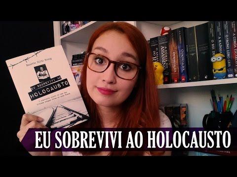 Eu Sobrevivi ao Holocausto (Nanette Blitz Konig) - VEDA #19 | Resenhando Sonhos