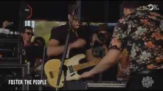 Foster The People - Miss You (Live @ Lollapalooza 2014)