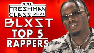 Blxst's Top Five Favorite Rappers