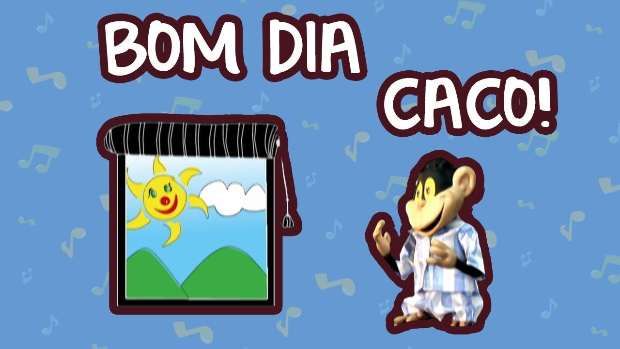 BOM DIA CACO! | BEBÊ MAIS CASA