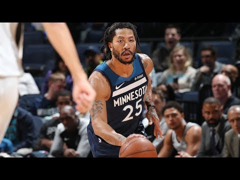 d9db922e33f Top 30 Plays for Derrick Rose s 30th Birthday