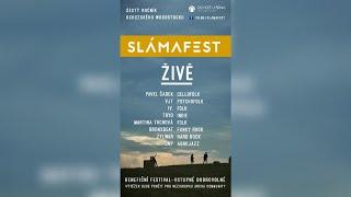 Video Slámafest 2021 LIVE - Přenos celého festivalu