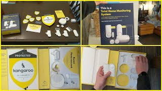 Kangaroo Security System Unboxing & Review! Ring & Nest Security System Alternative!