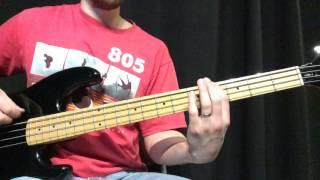Unchanging - Bass Guitar