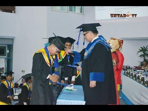 Dok Humas Untad, Wisuda Ke 81 Lulusan Universitas Tadulako Palu DISK 2