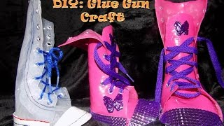 Make Doll Shoes With Glue Gun Free Video Search Site Findclip