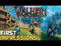 """Valheim First Impressions """"Is It Worth Playing?"""""""