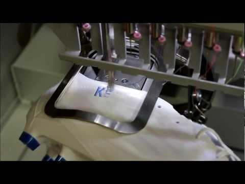 Mach dein Ding! - Adidas F50 Adizero TRX FG Synthetik Weiss in Bestickung