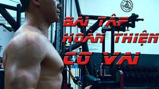 4 Bài Tập Giúp VAI TO và ĐẸP với CÁP   4 Shouder Exercies With Cable   Nguyễn Hoàng Gym
