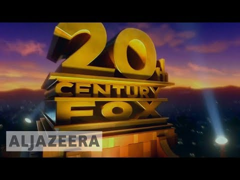 Disney buys 21st Century Fox in a massive deal