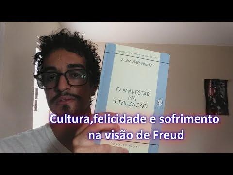 Sofrimento, felicidade e civilização para Freud ? O Mal-estar na civilização