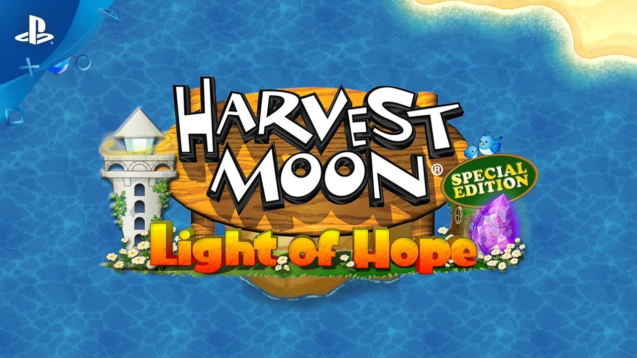 Harvest Moon: Light of Hope Special Edition Comes to PS4 May 29